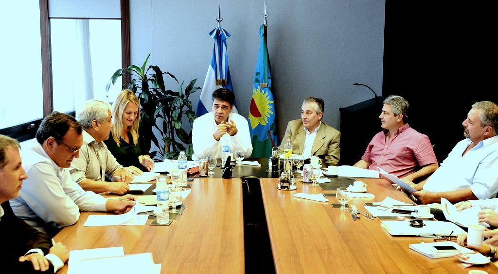 reunion con Jorge Macri