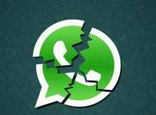 Crash-whatsapp