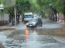 La-intensa-lluvia-causó-varios-inconvenientes-en-Pergamino-y-la-región