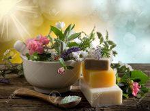 9804981-cosmética-natural-de-productos-herbales-spa