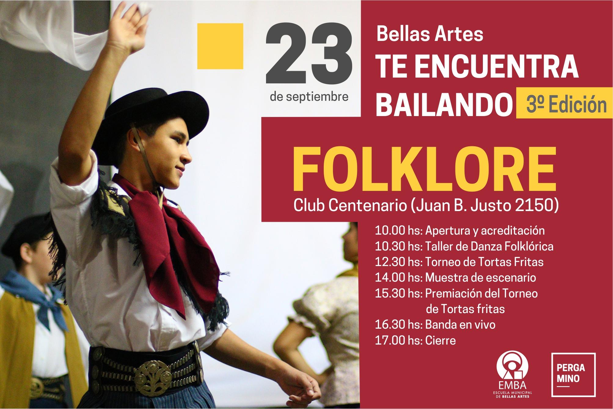 Encuentro de Folklore