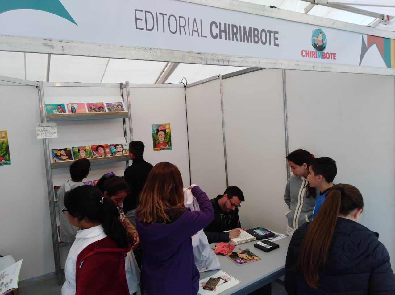 Jueves Viernes Feria del Libro (1)