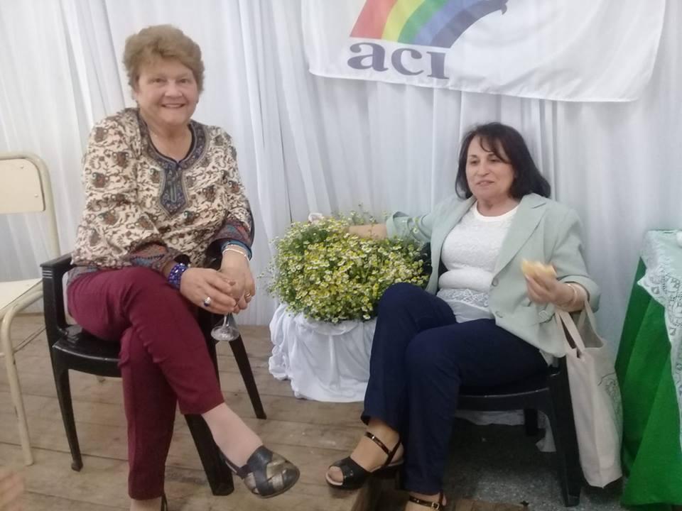 Marta y Rosala