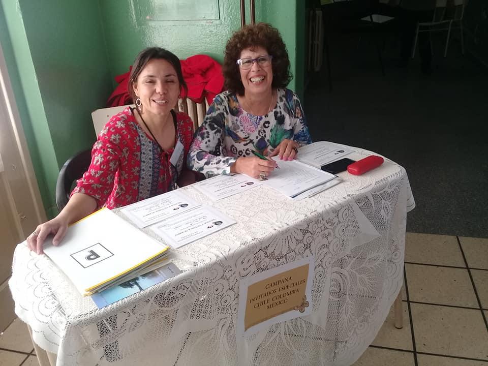 Paula y Marisa