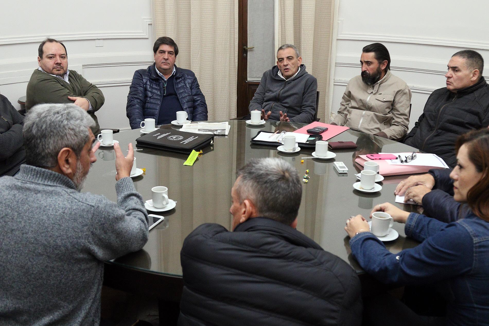 Reunión de Paritarias