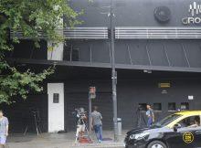 Tiroteo frente al boliche Groove de Palermo.