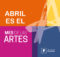 placa Mes de las Artes 2019