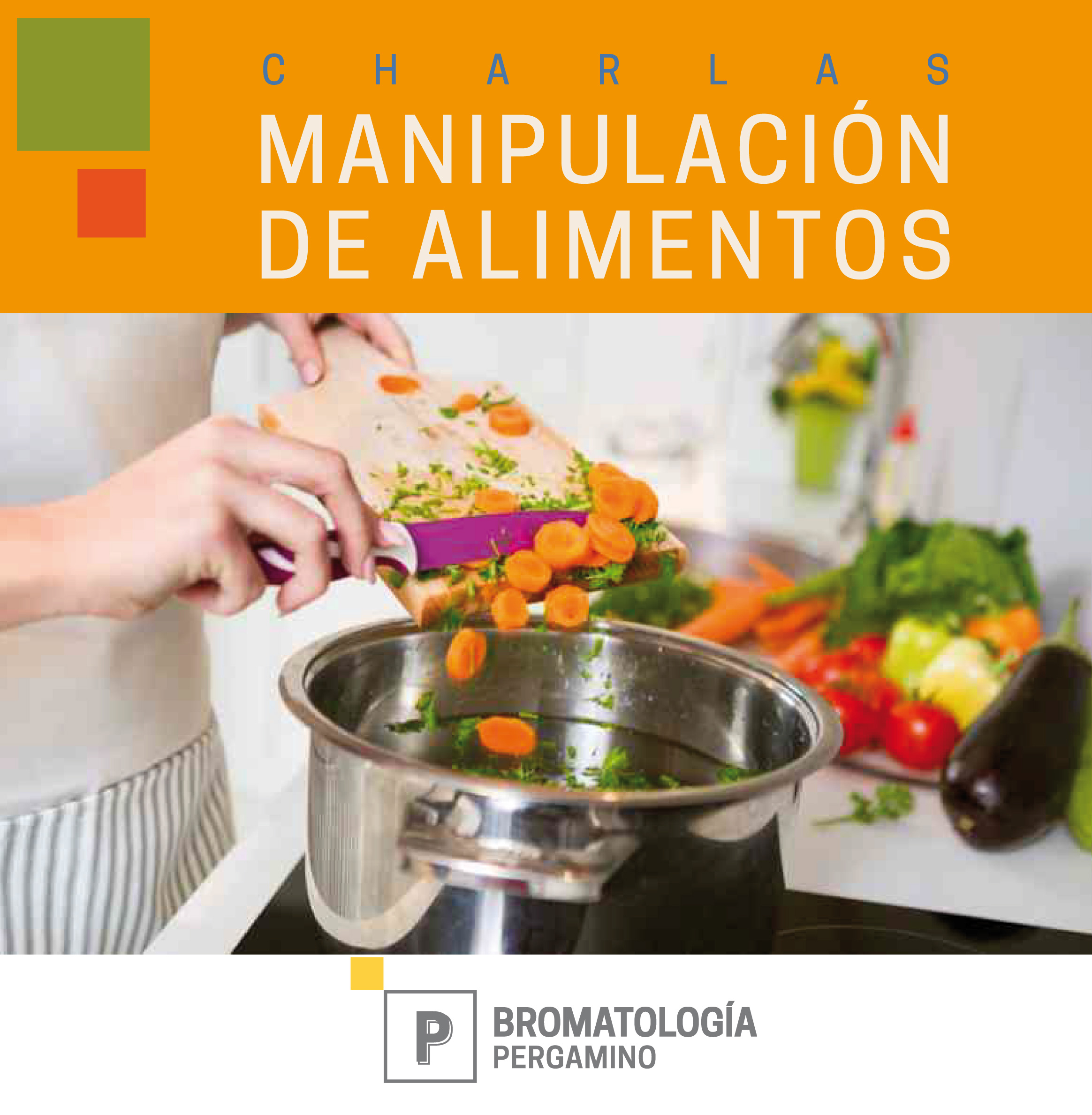MANIPULACION DE ALIMENTOS BROMATOLOGÍA