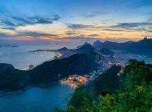 """Foto:avi Costa """"Vista panorámica de Río de Janeiro"""""""