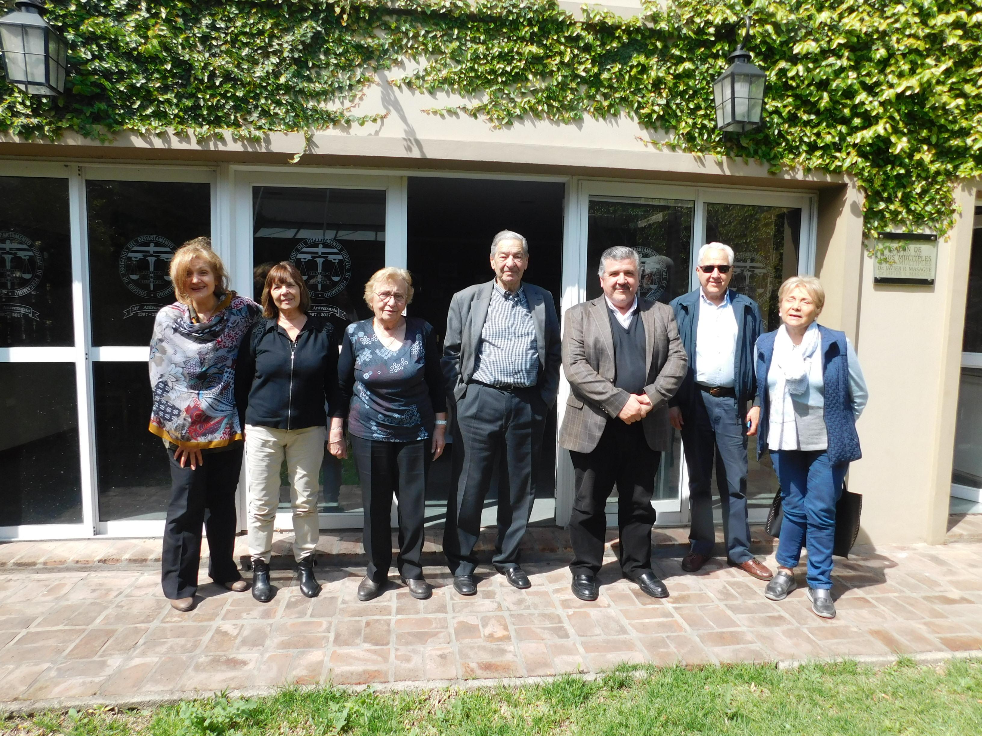 Comisión de Abogados Jubilados CAP