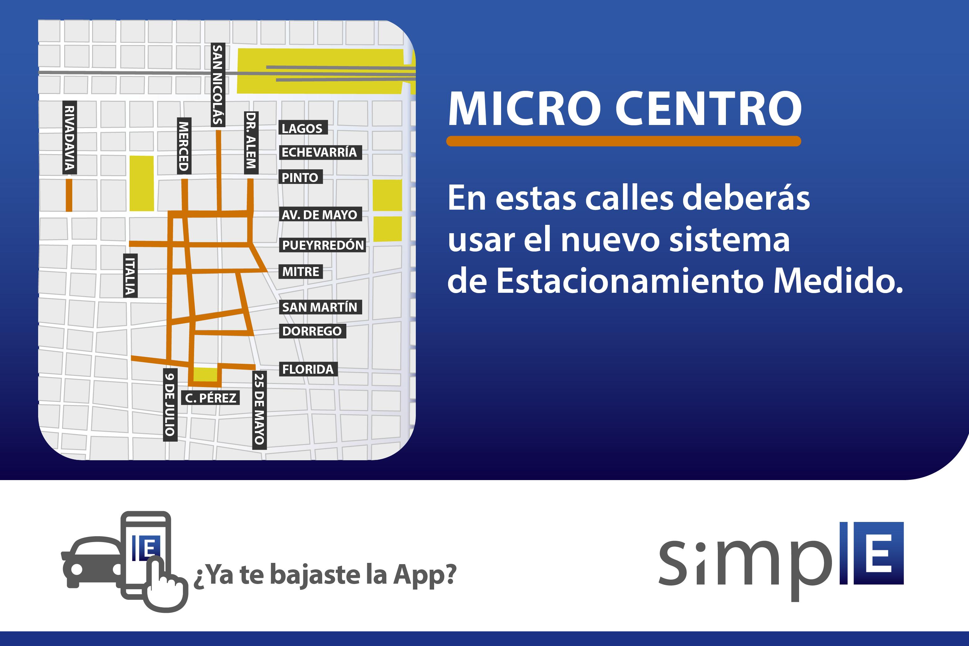 zona microcentro