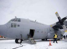 fuerza aerea chilena